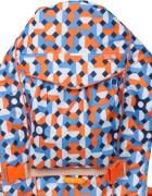 Рюкзак-кенгуру «BabyActive Choice» карнавал/оранжевый