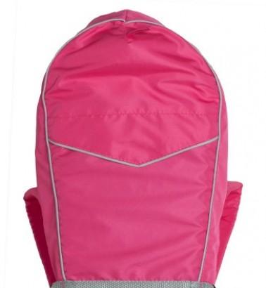 Рюкзак-кенгуру «BabyActive Simple» розовый