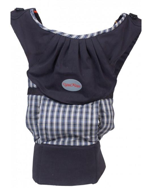 Слинг-рюкзак «Бебимобиль Премьер» тёмно-синий