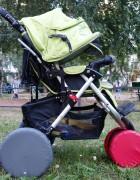 Чехлы на колеса коляски Чудо-Чадо (2 шт., d = 28-38 см)