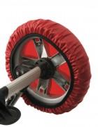 Чехлы на колеса коляски Чудо-Чадо (4 шт., d = 18-23 см)