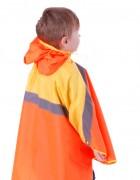 Дождевик «Светлячок» оранжевый/жёлтый