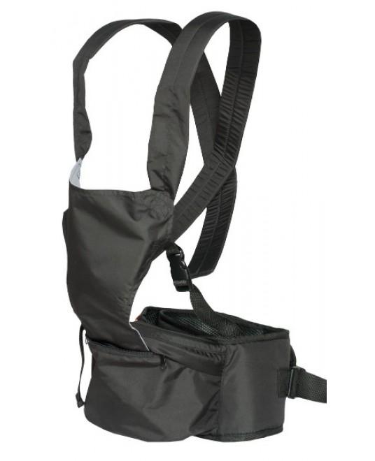 """Хипсит-рюкзак """"Непоседа"""" черный"""