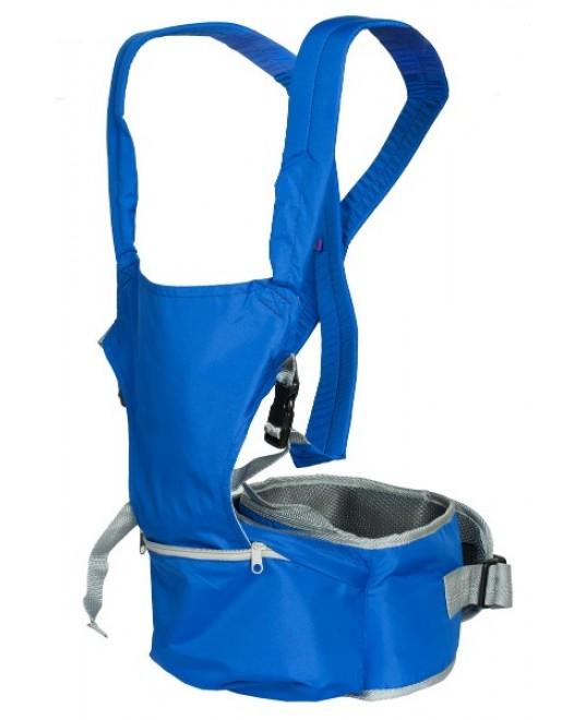 """Хипсит-рюкзак """"Непоседа"""" синий"""