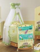 Кармашки в ванную и детскую Капитошка - зеленый