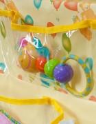 Кармашки в ванную и детскую Капитошка - желтый