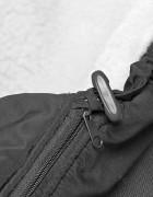 Конверт меховой «Классика» серый