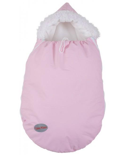 Конверт «Зимовёнок» бледно-розовый
