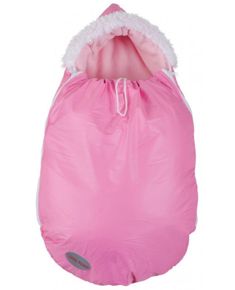 Конверт «Зимовёнок» ярко-розовый