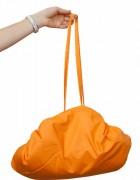 Коврик-сумка Чудо-Чадо - оранжевый/беж шотландка