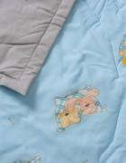 Коврик-сумка Чудо-Чадо - серый/мишки