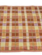Коврик-сумка Чудо-Чадо - оранжевый/клетка