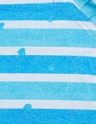 Май-слинг «Детство» сердечки голубой