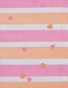 Май-слинг «Детство» сердечки розовый