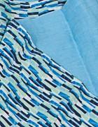 Май-слинг «Мозаика» голубой