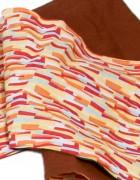Май-слинг «Мозаика» коричневый