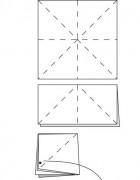 Ситцевые пеленки (5 шт.) 80х80см