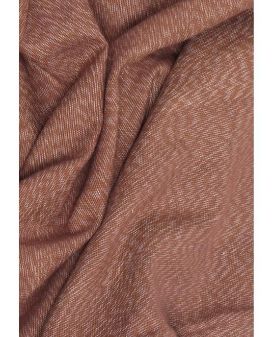 Слинг-шарф с шелком «Lamis» корица