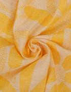 Слинг-шарф «Маргарита» жёлтый