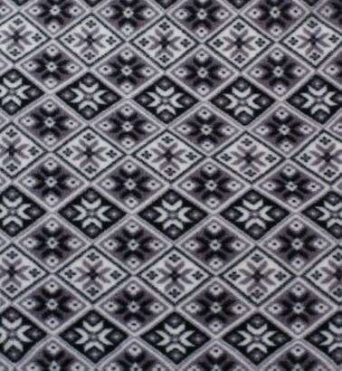 Слингонакидка «Ласковый вечер» - серый/ромбы