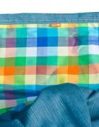 Слинг-шарф «Сити-джинс» деним/разноцветный