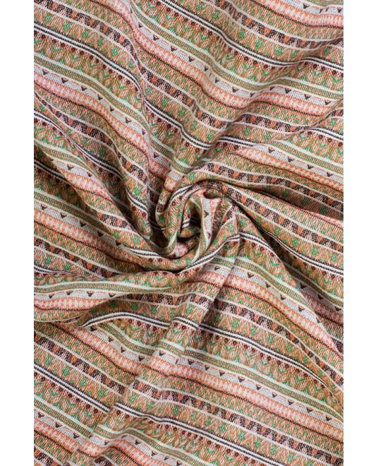 Слинг-шарф «Скандинавия» сердолик