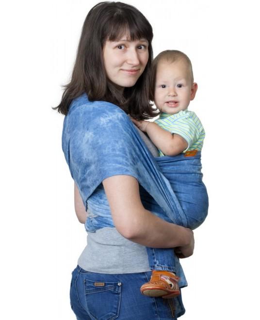 Слинг-шарф «Варёнка» маренго