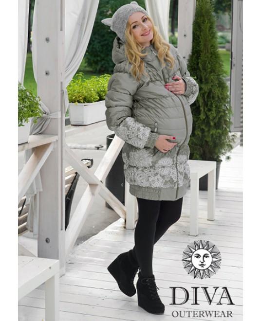 Зимняя слингокуртка 3 в 1 Diva Outerwear Pietra