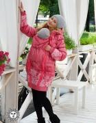 Зимняя слингокуртка 3 в 1 Diva Outerwear Corallo
