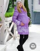 Зимняя слингокуртка 3 в 1 Diva Outerwear Lavanda