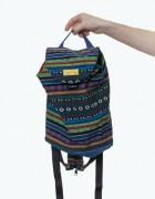 Сумка-рюкзак для мамы «Уичоли» индиго