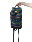 Сумка-рюкзак для мамы «Уичоли» темно-синий