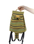 Сумка-рюкзак для мамы «Уичоли» светло-желтый
