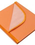 Клеенка подкладная детская с ПВХ покрытием с окантовкой, цветная
