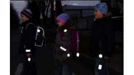 Забота о безопасности: светоотражатели