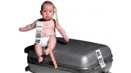 В путешествие с ребёнком!